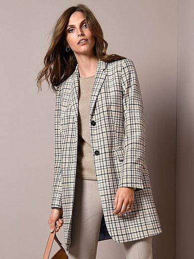 Windsor - Diplomatfrakke med smalt revers