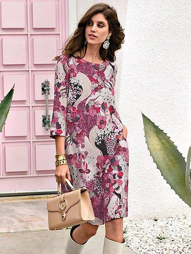 Laura Biagiotti Donna - La robe manches 3/4 100% soie