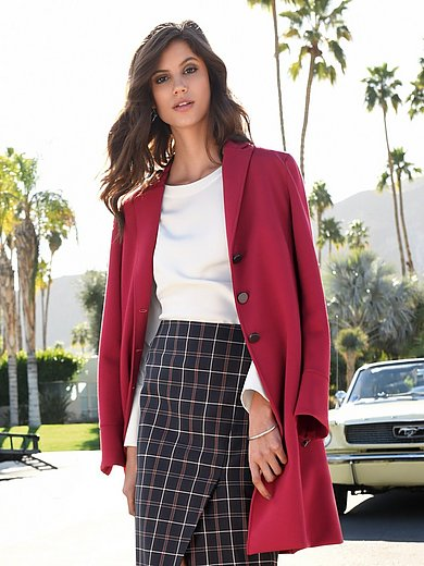 Strenesse - Jersey coat