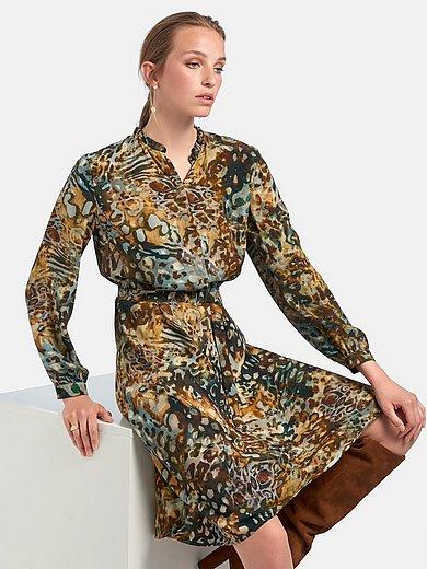 Uta Raasch - Kleid mit Stehkragen
