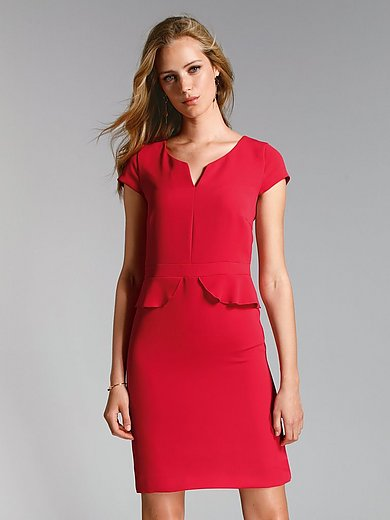 comma, - Kleid mit 1/4-Arm