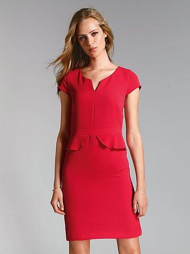 comma, - La robe à manches courtes, ligne droite