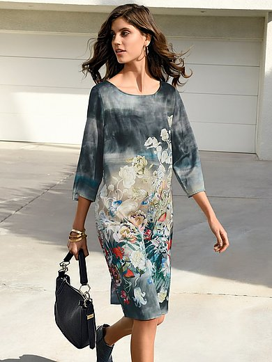 portray berlin - Dress with 3/4-length sleeves