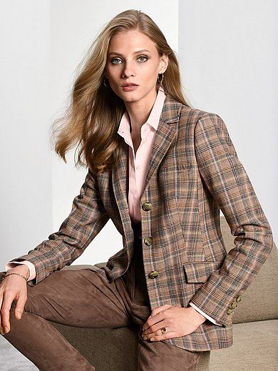 Fadenmeister Berlin - Blazer in Prince-of-Wales check