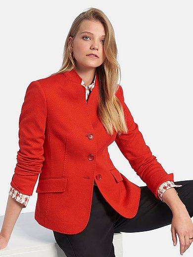 Fadenmeister Berlin - Jersey blazer made of cotton jersey