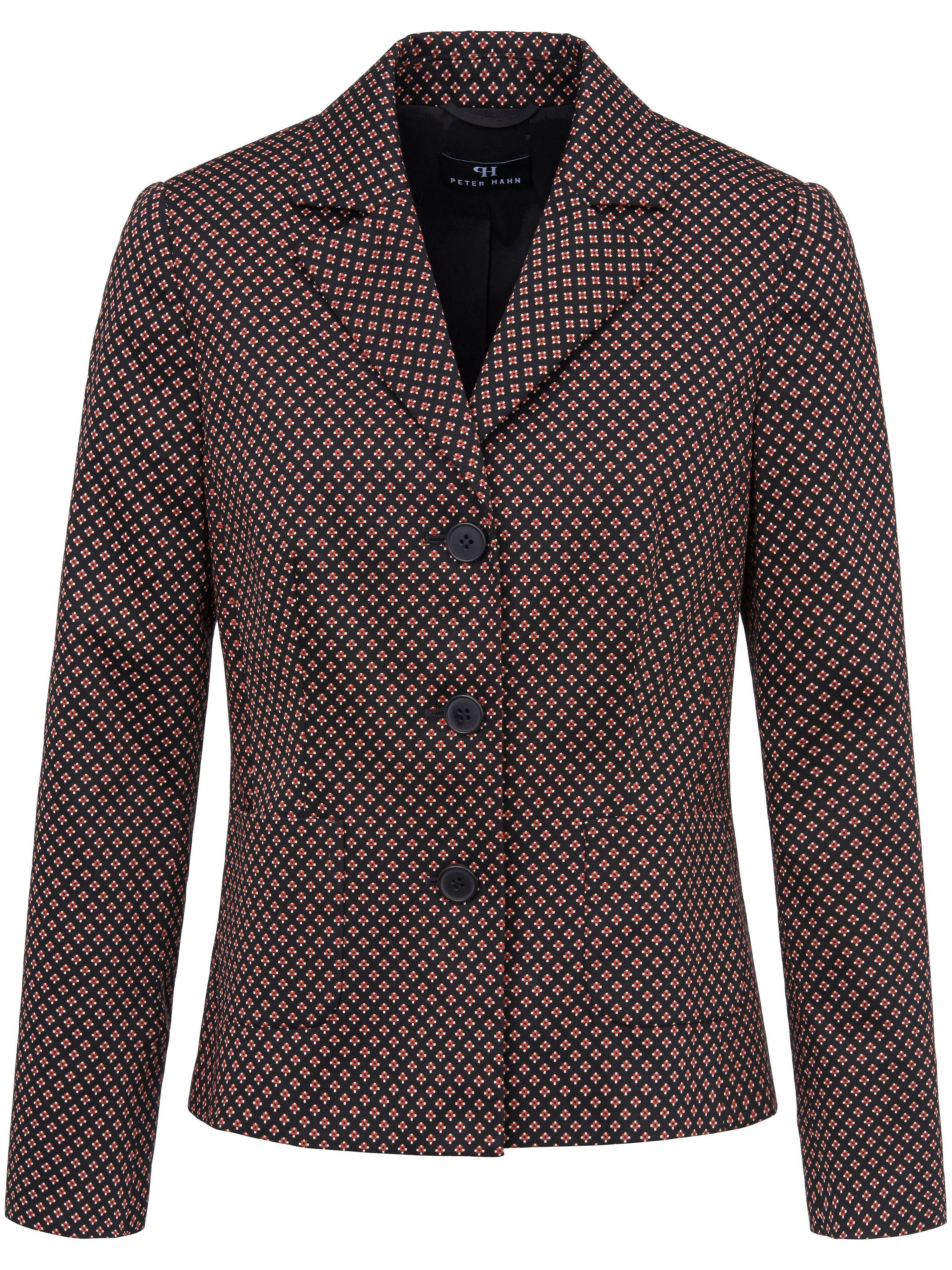 Blazer Van Peter Hahn multicolour