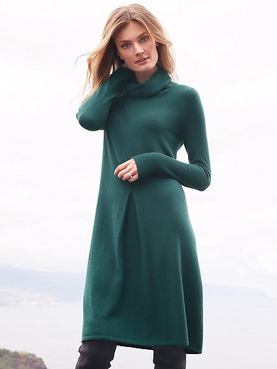 include - Knitted dress in Pure cashmere in premium quality