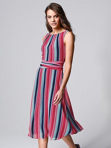 comma, - Sleeveless dress in A-line shape