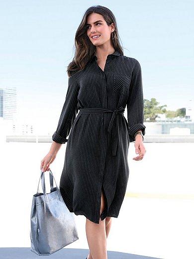 Emilia Lay - La robe-chemise à manches longues