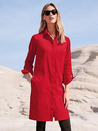 Peter Hahn - La robe en velours 100% coton