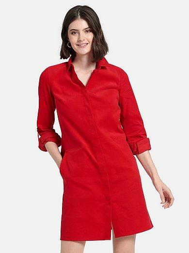 Peter Hahn - La robe en velours milleraies 100% coton