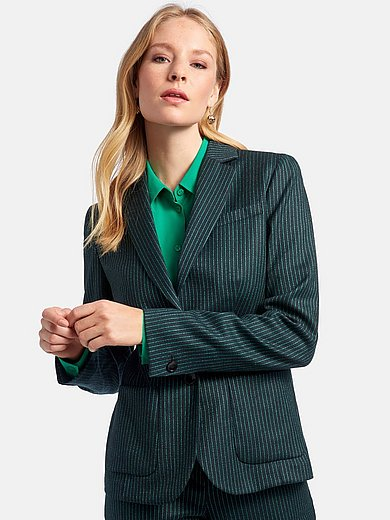 St. Emile - Blazer with pinstripes