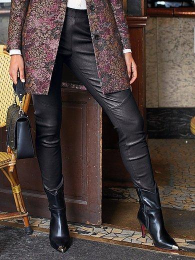 Uta Raasch - Leder-Leggings aus 100% Leder