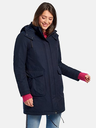 DAY.LIKE - Parka with removable hood