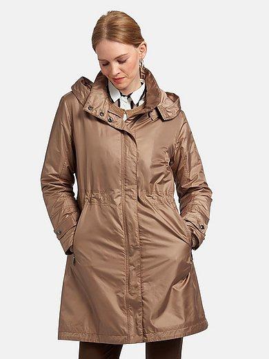 MYBC - Long jacket with removable hood