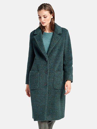 Fadenmeister Berlin - Coat with revere collar