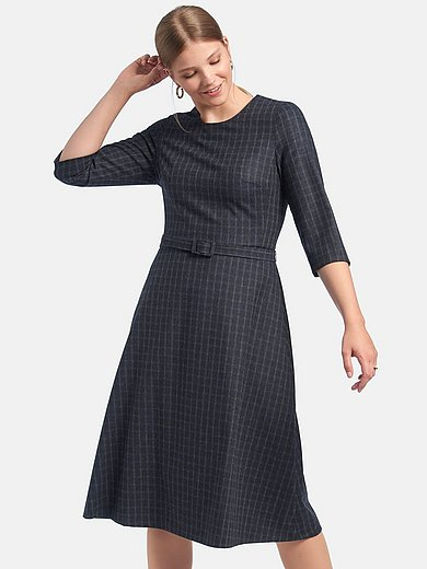 Fadenmeister Berlin - Dress with 3/4-length sleeves