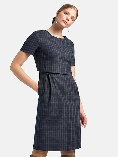Fadenmeister Berlin - Dress with short sleeves