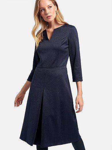 St. Emile - La robe en jersey manches 3/4