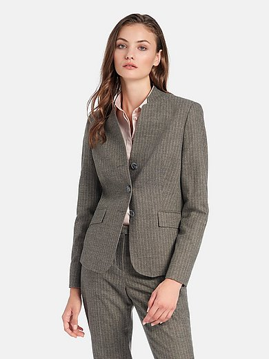 Fadenmeister Berlin - Blazer with pinstripes