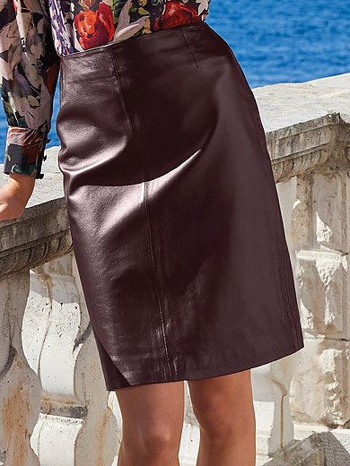 Uta Raasch - Leather skirt
