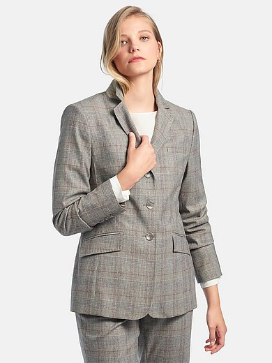 Fadenmeister Berlin - Blazer with Prince-of-Wales check