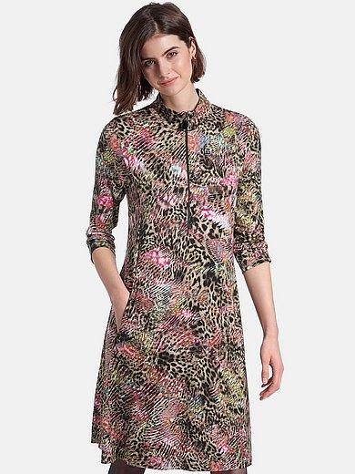 Looxent - La robe en jersey à manches 3/4