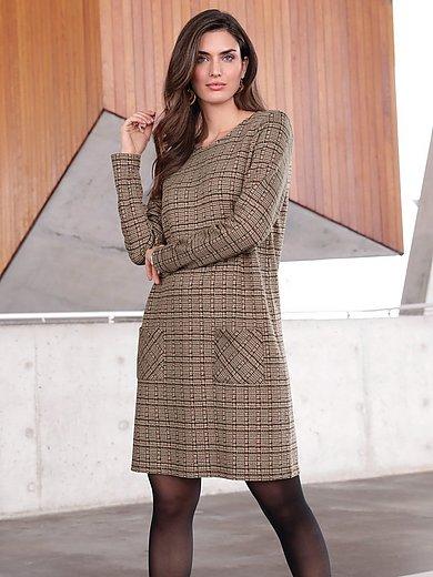 Emilia Lay - La robe en jersey manches longues