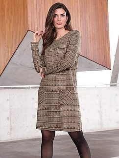 Emilia Lay - Trikåklänning
