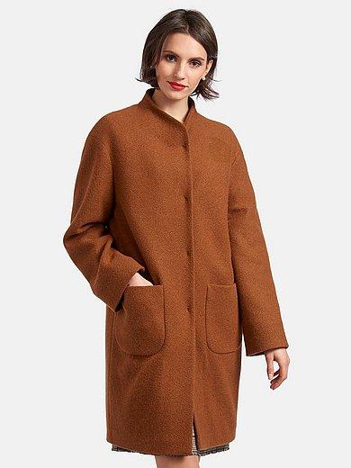 Windsor - Le manteau 3/4 avec 2 poches