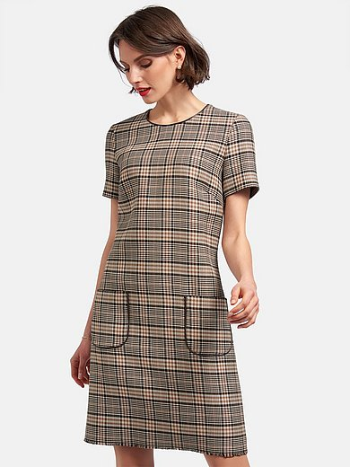 Windsor - Dress with short sleeves