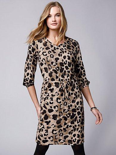 MYBC - La robe en jersey manches 3/4