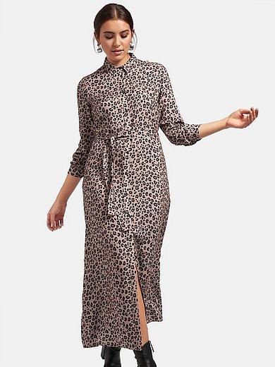 Emilia Lay - La robe-chemisier manches longues