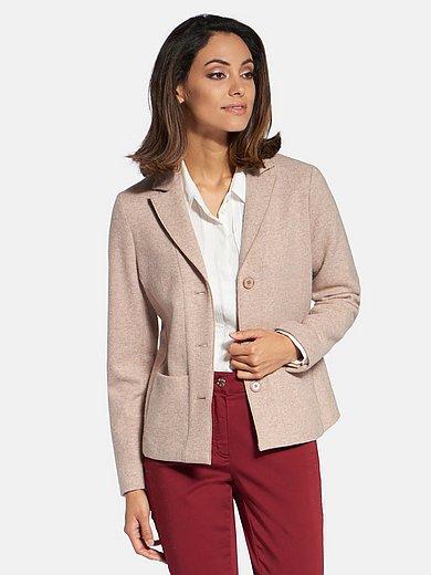 Basler - Felted wool blazer