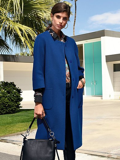 Laura Biagiotti Donna - Coat with dolman sleeves