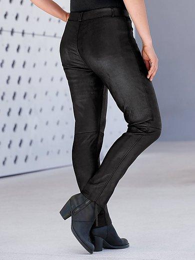 Emilia Lay - Leather trousers