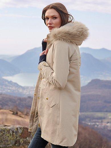 Barbour - La veste longue