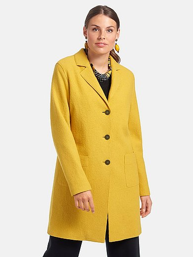 Emilia Lay - Summer coat with button fastening