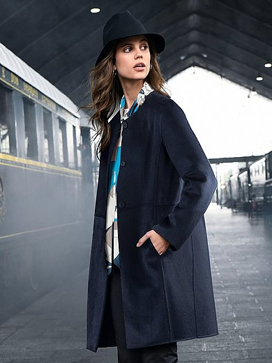Laura Biagiotti Donna - Jacket with turn-up sleeves