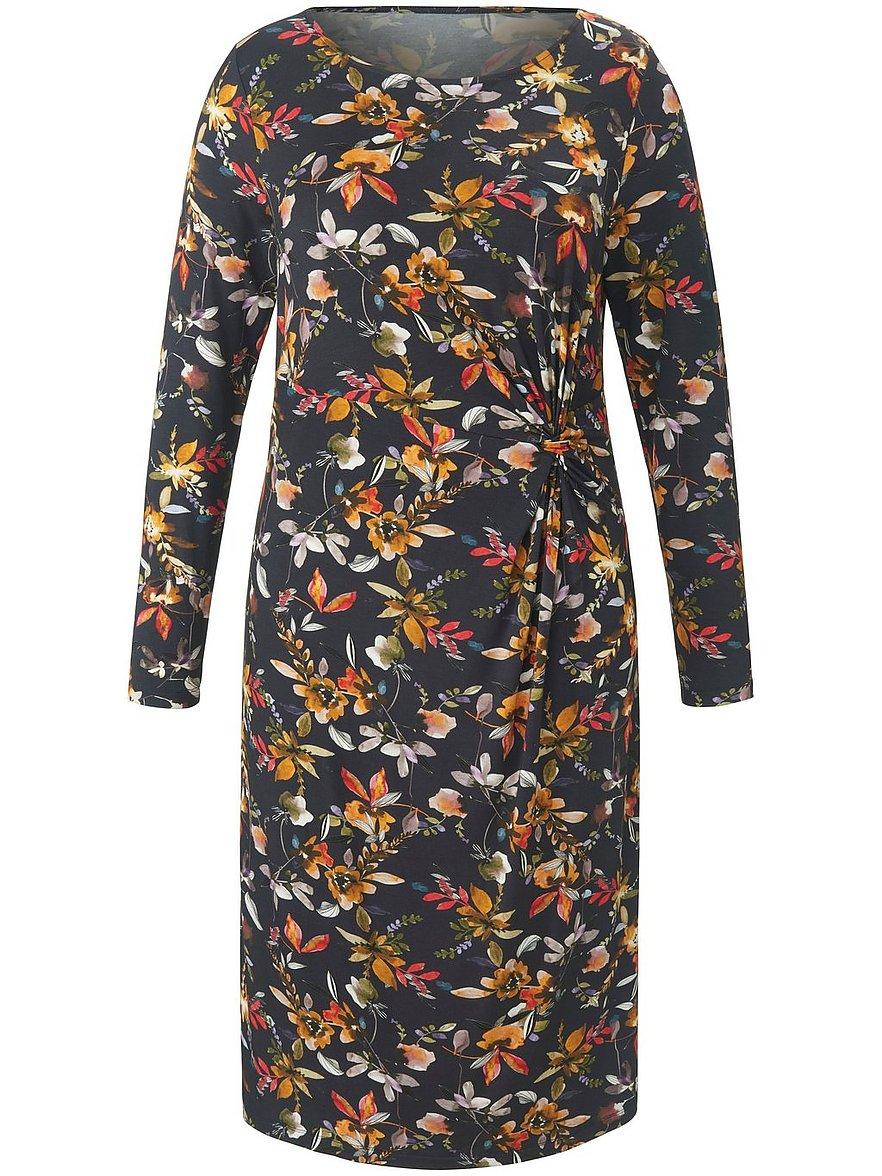 emilia lay - Jersey-Kleid  schwarz Größe: 46