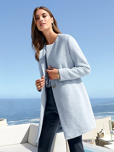 Riani - La veste longue encolure ras-de-cou