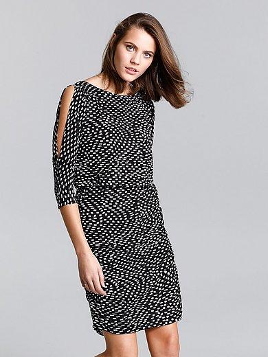 comma, - Jerseyklänning med 3/4-ärm