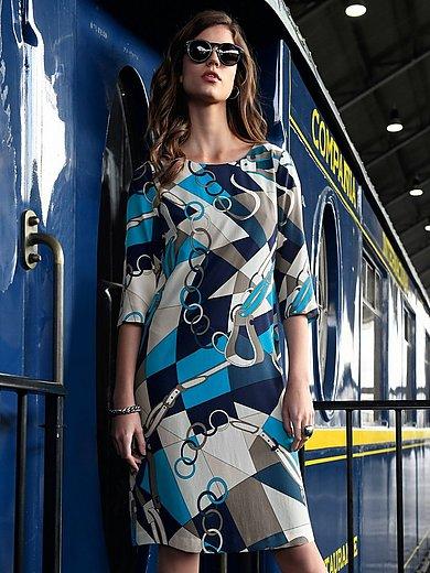 Laura Biagiotti Donna - Kleid aus reiner Seide