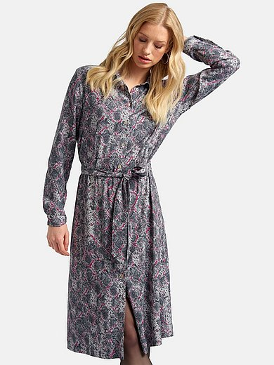 Basler - Shirt style dress with long sleeves