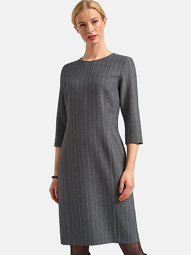 Basler - Dress with long 3/4 length sleeves