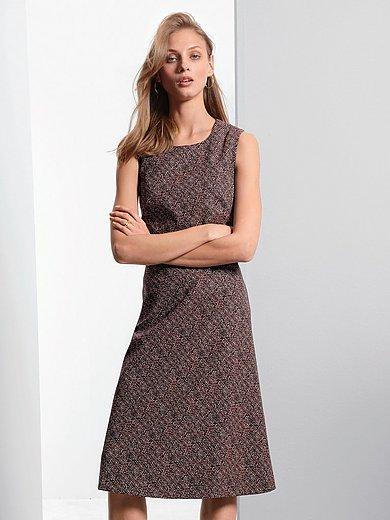 Fadenmeister Berlin - Ärmelloses Kleid mit Rundhals-Ausschnitt