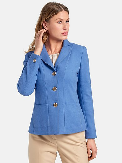 Basler - Blazer with revere collar