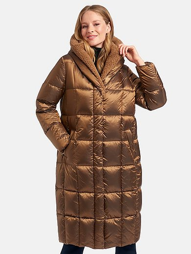 Schneiders Salzburg - Quilted down coat in water-repellent microfibre