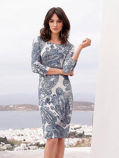 Peter Hahn - Knitterarmes Jersey-Kleid