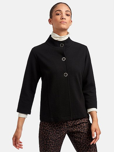 mayfair by Peter Hahn - Jersey jacket with 7/8- length